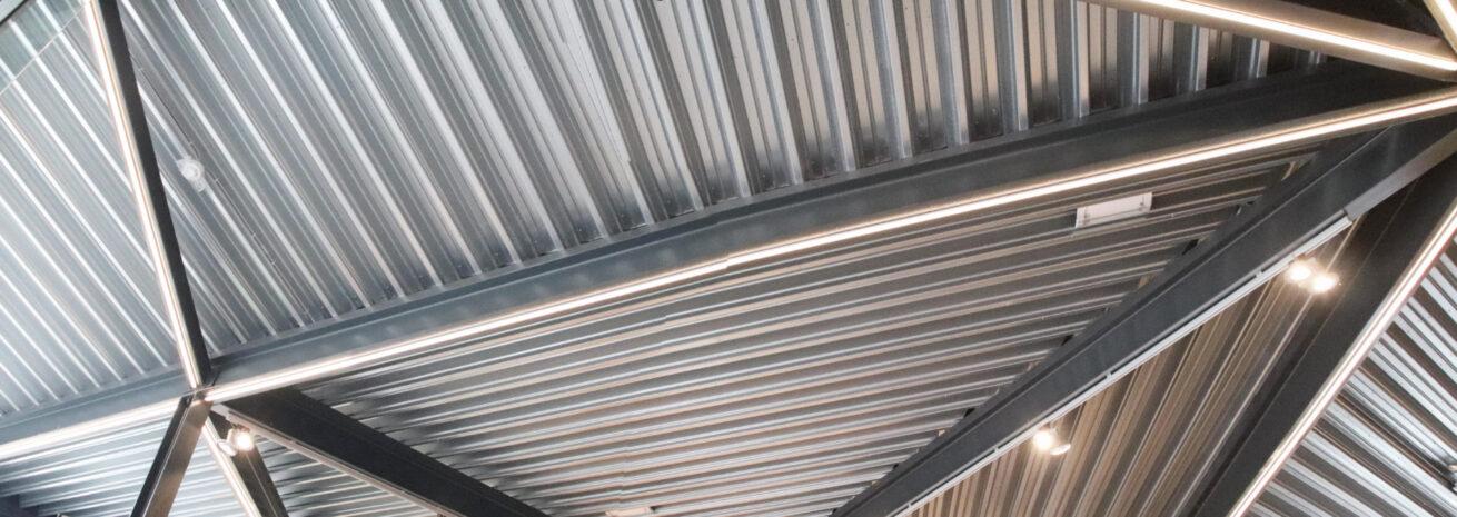 Kulturhus Dinxperlo dakconstructie
