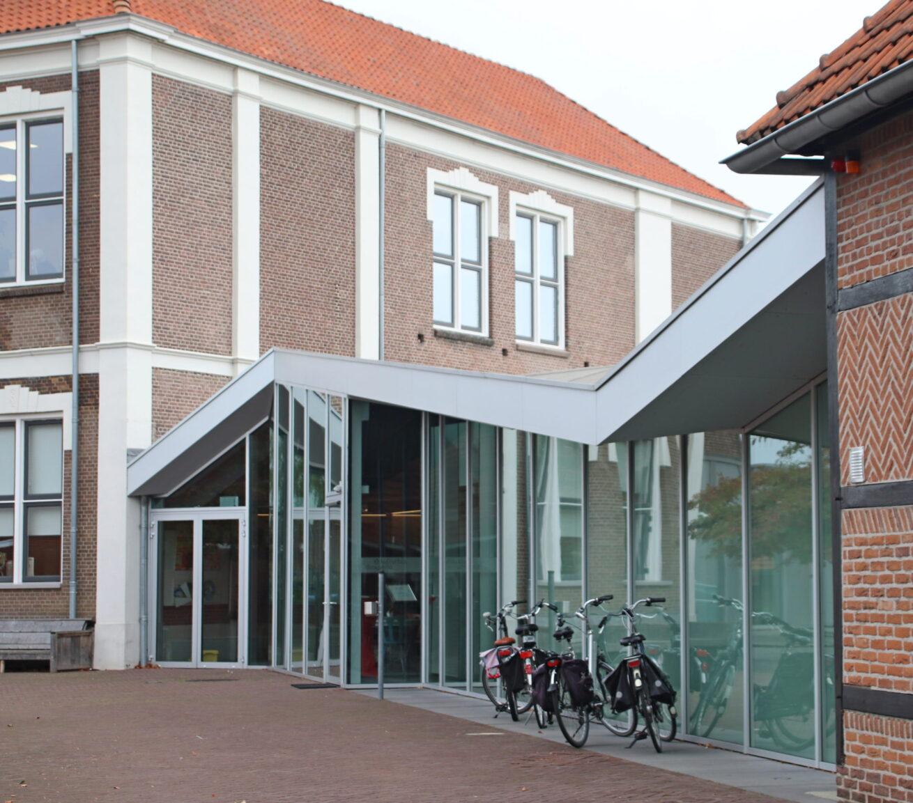 Kulturhus Dinxperlo luifel
